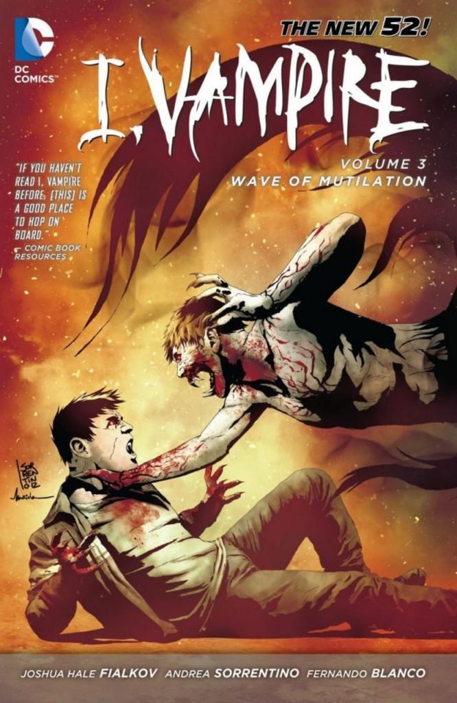 I, Vampire Vol. 3 cover