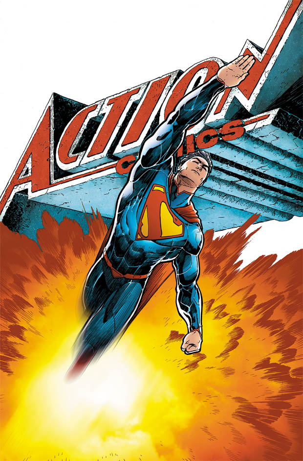 Aaron Kuder Action Comics