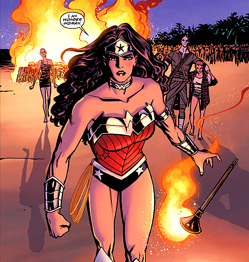 Cliff Chiang Wonder Woman