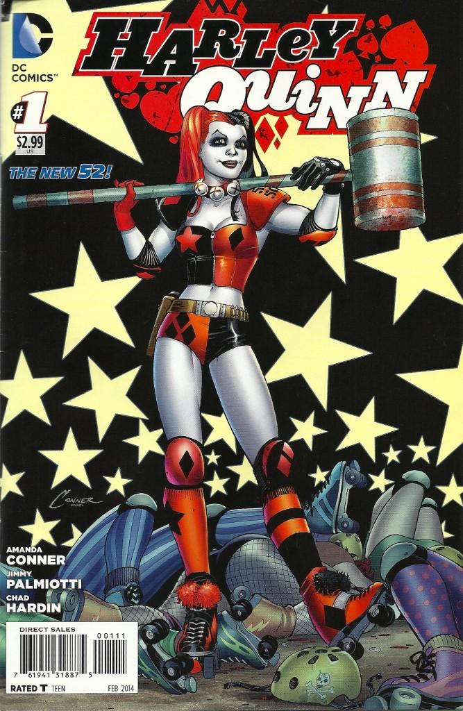 Harley Quinn #1 cover