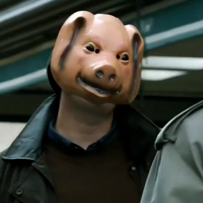 Not Professor Pyg.