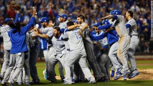 The Kansas City Royals capped 2015 with their first Word Championship in 30 years.