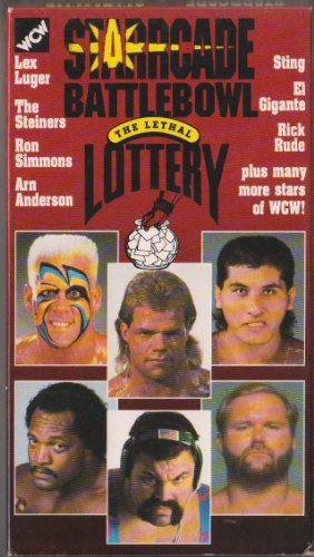 Starrcade 91, in its original form, was not very good. Let's see how to make it better.