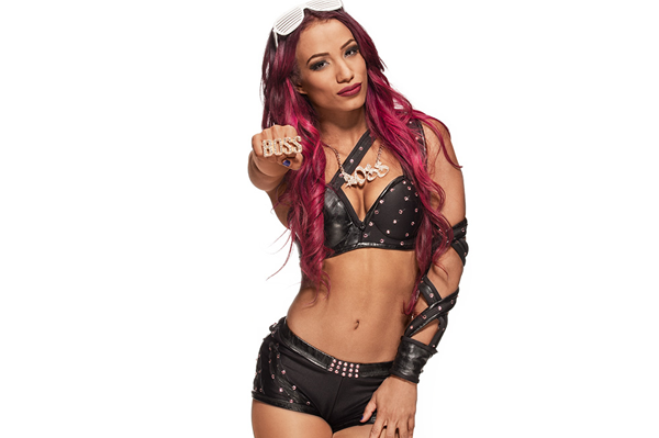Are you going to vote for Sasha Banks?