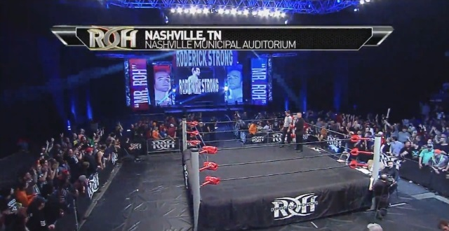 Hey, a new set for Ring of Honor!