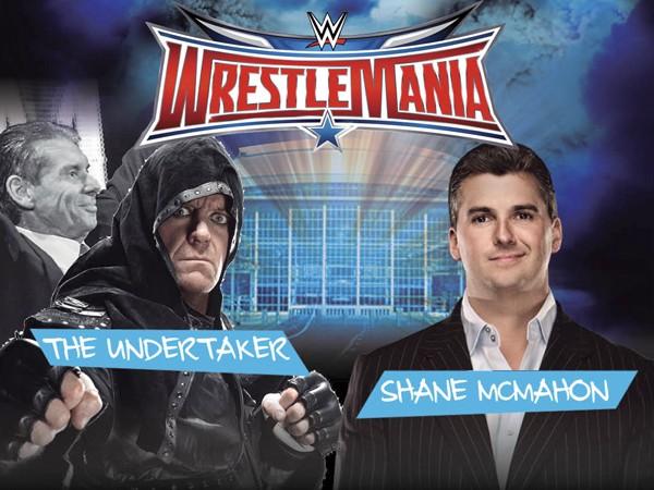 Shane vs Undertaker