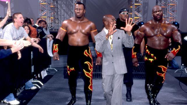 Harlem Heat 2000 Spring Stampede 2000