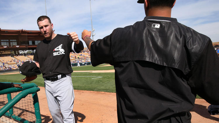 The ChiSox hope the addition of Todd Frazier is a boost on the South Side.