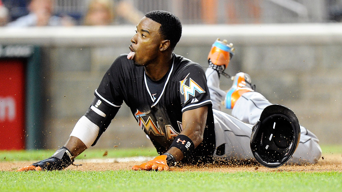 Dee Gordon was the lone Marlin to a) remain healthy and b) have a career year. Coincidence?