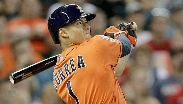 Outstanding rookie Carlos Correa looks to build a dynasty in Houston.