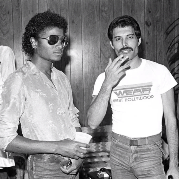Michael-Jackson-Freddie-Mercury-Queen-More-To-Life-Than-This