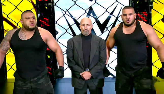 Paul Ellering has lead this new team onto the top ten for July.