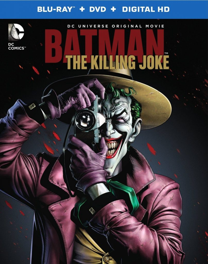 Batman The Killing Joke box art