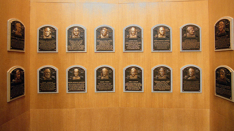 Ken Griffey, Jr. and Mike Piazza will have their Hall of Fame plaques added to the immortals on Sunday.