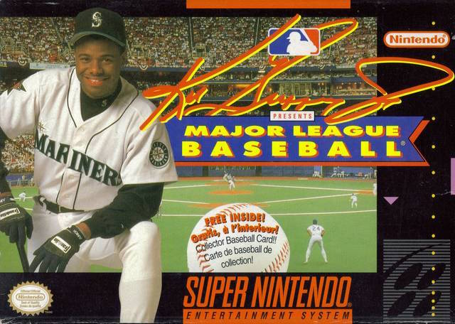 Griffey should be in the Hall just for this. I spent years playing it.