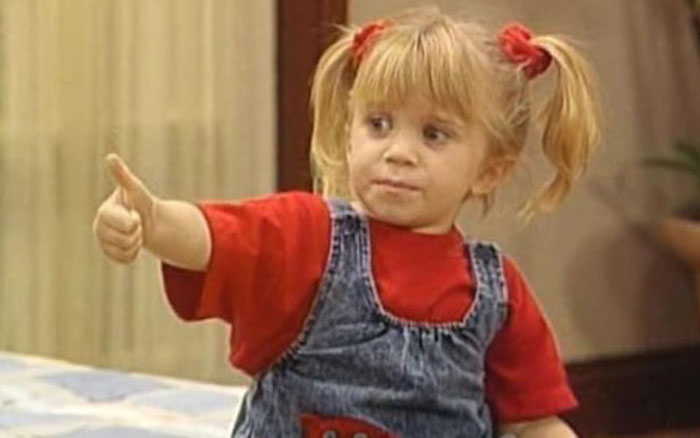This trade is Michelle Tanner approved. Despite the fact that her father, Danny, is an avowed Giants fan.