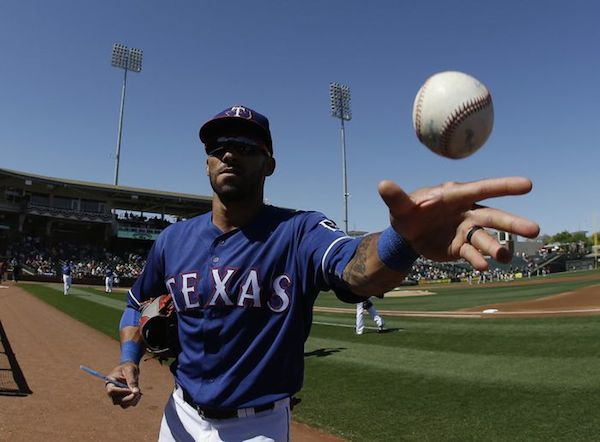 Did Ian Desmond and the Rangers do enough to retain the top spot in the PTBNPR?