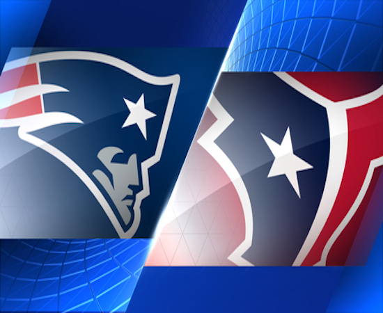 Thursday's Houston at New England matchup is a must-see game for Week Three.