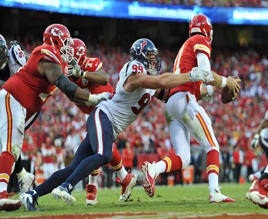 The KC Chiefs take on the Houston Texans in another big Week Two must-see.