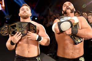 The NXT Tag Team Champions are the number one team in the WWE in August.