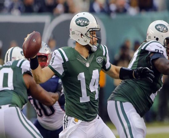 Ryan Fitzpatrick and the NY Jets have a big challenge ahead in Week Three.