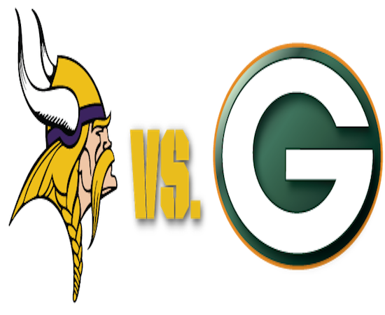 The Vikings and Packers are the Sunday night game for Week Two.