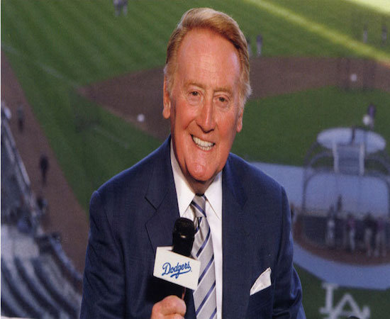 October 2, 2016 marked the end of Vin Scully's excellent 67-year career calling Dodgers' games, in both Brooklyn and Los Angeles.