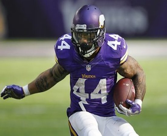 Vikings' No. 2 running back Matt Asiata's strong start is just one reason Minnesota is 5-0.