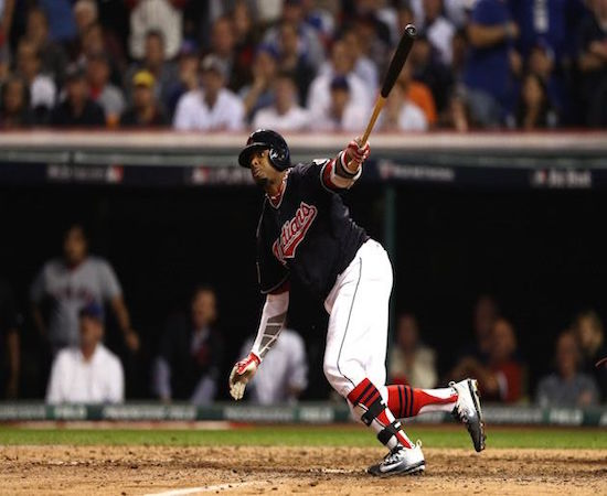 Rajai Davis' 8th-inning home run tied up Game 7 and cemented it as a game for the ages.
