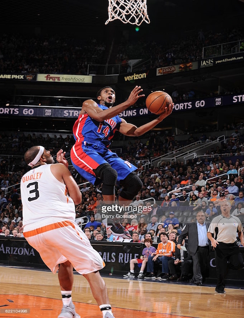 Ish Smith and the Detroit Pistons are playing well to start the year.
