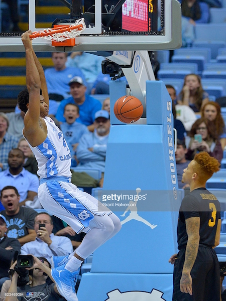 The Tar Heels are off to a 3-0 start after a big 93-67 win over Long Beach State.