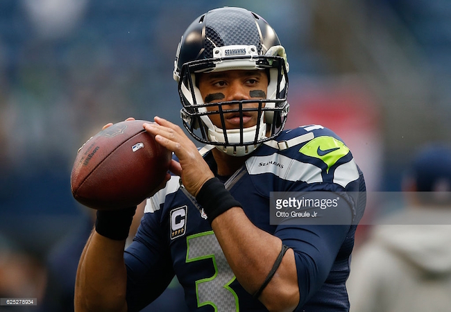 Behind Russell Wilson, the Seahawks are one of the best teams in the league.