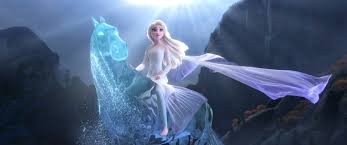 Frozen 2: How Production Design Transformed Elsa Into the Snow Queen    IndieWire