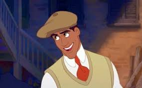 Prince Naveen from The Princess and the Frog. ❤️
