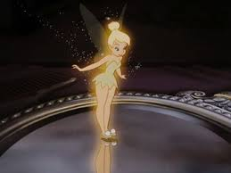 Image result for peter pan tinker bell