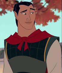 Li Shang | Disney Wiki | Fandom