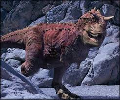 Just waiting on a 'Disney's Dinosaur' Carnotaurus mod to be made... Talk  about big and bulky : jurassicworldevo