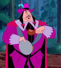 Leanasta and Me+Free: Disney Villains: Governor Ratcliffe (Pocahontas)