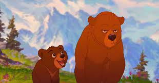 The Jam Report   THE HOUSE OF MOUSE PROJECT - 'Brother Bear'