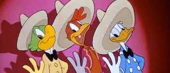 Revisiting Disney's Truly Strange The Three Caballeros – /Film