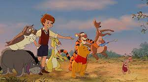 Revisiting the Disney 2011 animated film Winnie the Pooh before Christopher  Robin   Entertainment News,The Indian Express
