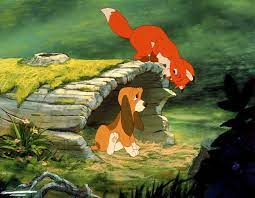 Disney Plus review: Life lessons from 'The Fox and the Hound' - Orlando  Sentinel