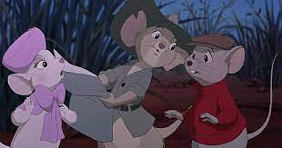The Jam Report | THE HOUSE OF MOUSE PROJECT - 'The Rescuers Down Under'
