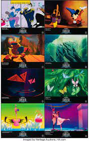 Fantasia 2000 (Gaumont Buena Vista International, 2000). Very | Lot #55150  | Heritage Auctions